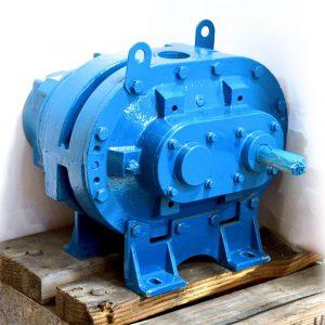 Remanufactured 4HP blower